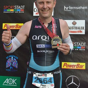 Frankfurt Ironman 5th July 2015